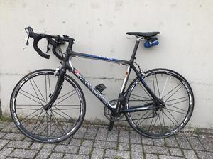 Bici corsa Carraro full carbon