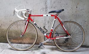 Bici da corsa BAMBINO misura 24
