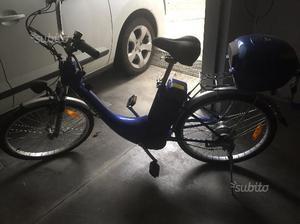 Bici elettrica con pedalata assistita Nuova