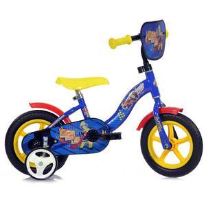 Bicicletta Sam Il Pompiere Per Bambino 10� Senza