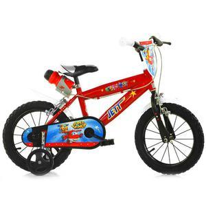 Bicicletta Super Wings Per Bambino 14� 2 Freni