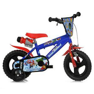 Bicicletta The Avengers Per Bambino 12� Eva 1