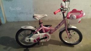"Bicicletta bambina 16 """