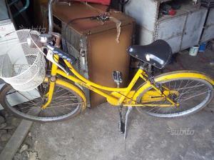 Bicicletta da donna 26 pronta all'uso