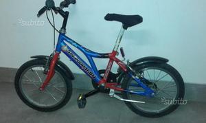 Bicicletta x bambino o bambina