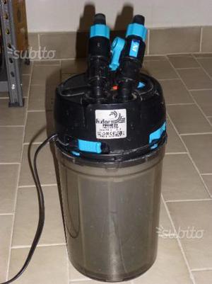 Filtro per acquario posot class for Acquario con filtro esterno