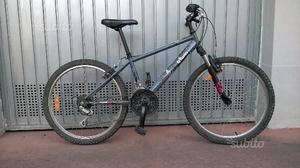 """Mountain Bike 24"""" Forcella ammortizzata"""