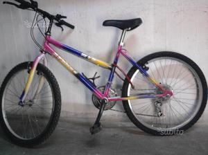 Mountain bike 24 femminile