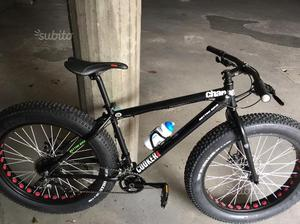 Mtb Fat Bike Cooker Maxi 1 ruota 26