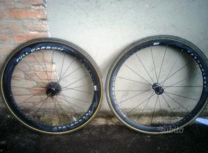 Ruote bici da corsa profilo alto