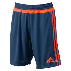 Adidas pantaloncini S M L sport calcio tempo liber
