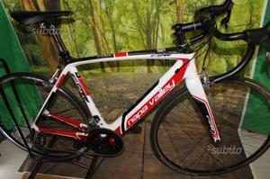 Bici da corsa frw carbon napa valley tg 54