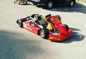Carene Laterali Go Kart Come Nuove Birel Crg Posot Class