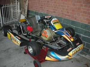 Go kart 4 tempi motore pit bike