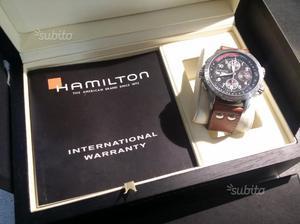 Hamilton Khaki Aviation X Wind Auto Chrono