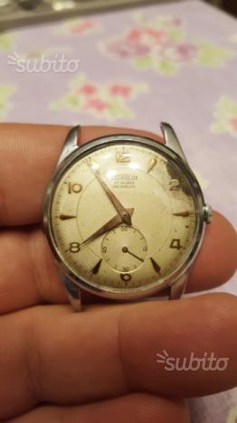 Orologio Astrolux swiss anni 50 originale