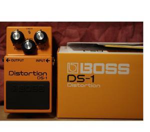 Pedalini effetti Boss Te2 Ds1 + RC2 + Ds2 + De Salvo