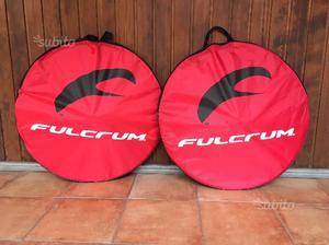 Ruote Fulcrum XLR Light Tubolare