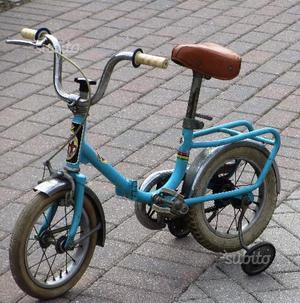 "Bicicletta bambino ruota 10"""