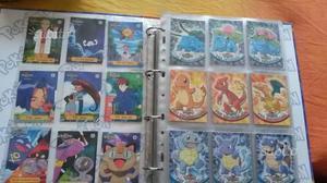 Carte Pokemon Topps Prima Serie Completa
