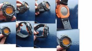 Casio pro-trek prg-240 orange