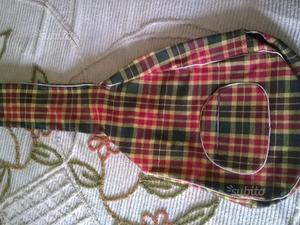 Custodia chitarra Vintage