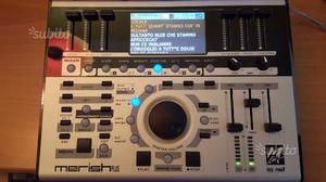Merish Plus M live con Harmonizer