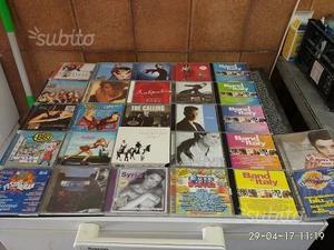 27 CD musicali di vario tipo