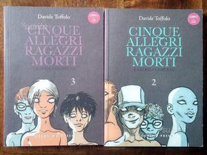 5 Allegri Ragazzi Morti (n.2 libri+cd)