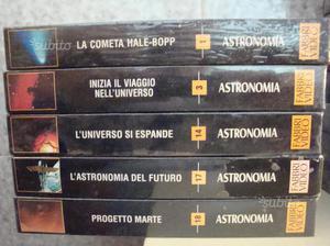 Astronomia in Vhs Fabbri Video - N'