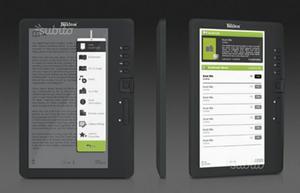 Ebook e lettore MP3 nuovo