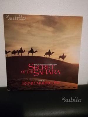 Ennio Morricone - Secret of the Sahara LP
