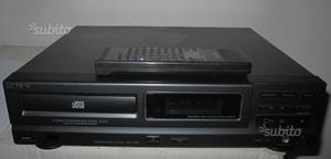 Hi-Fi Lettore CD stereo Sony CDP-M19