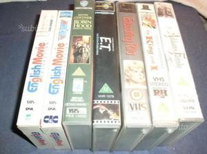 No 11 VHS in lingua originale Inglese