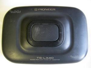 Subwoofer pioneer ts-lx 40