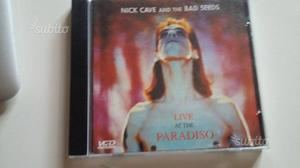 Video cd nick cave and the bad seeds