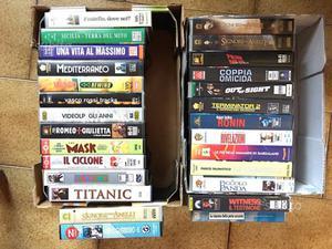 Videocassette VHS per collezionisti