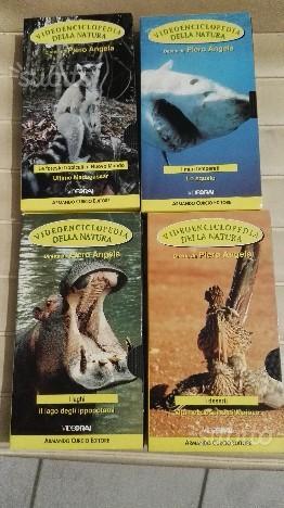 Videocassette natura / animali / mare