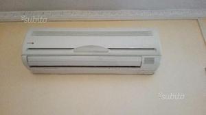 2 climatizzatori saunier duval