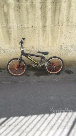 Bici BMX - mountain bike