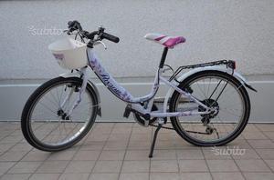 "Bicicletta bambina, ruote 16 """