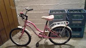 Bicicletta bimba 7/8 anni
