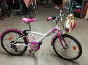 Bicicletta btwin da bambina