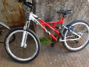 Bicicletta esperia da 26