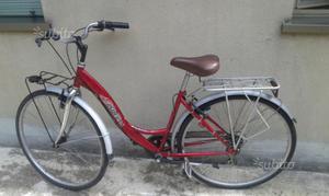 Bicicletta esperia unisex