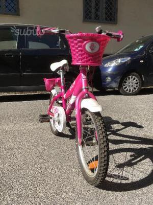 """Bicicletta per bambina 16"""""""