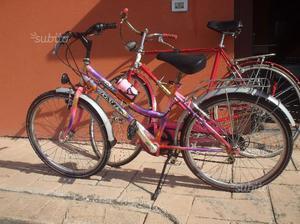 Bicicletta x bambina 24''