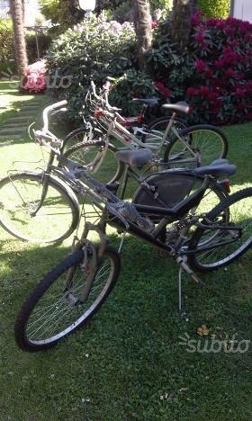 Biciclette da uomo donna bambino