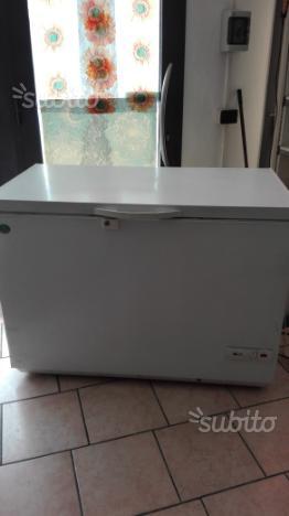 Congelatore orizzontale 223 litri