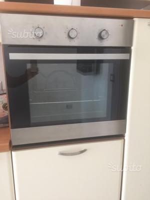 Forno schiffini elektron ventilato cucina completa posot for Fornello elettrico ikea